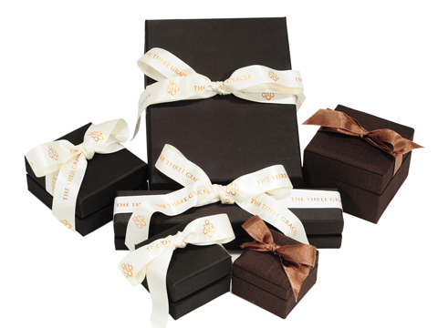 The Three Graces Gift Boxes