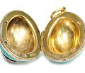 Kudos: Russian Enamel Egg Pendant