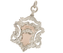 First Prize Medallion Pendant of 1907