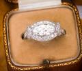 Mona Lisa Smile - Diamond Ring of Style