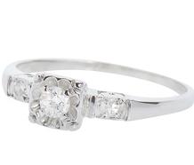 Everlasting Promise - Engagement Ring