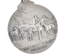 Top Awards - Polo Horse English Pendant