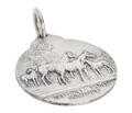 Top Awards - Polo Horse English Pendant