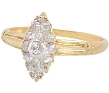 BFF - Antique Diamond Ring