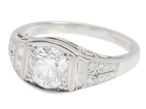 Serenade - Diamond Ring of 2.1 Carats