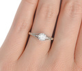 Go Ahead Ask - Diamond Engagement Ring