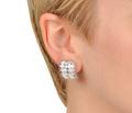 Park Avenue Flair Diamond Earrings