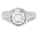 Italian Flair - Fabulous Diamond Ring
