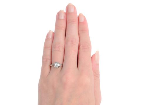 Sweet Adornment - Rose Cut Diamond Ring