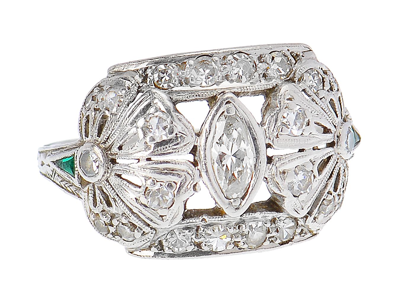 Generous 10k White & Rose Gold 5.5mm Round Semi Mount Diamonds Wedding Halo Ring Pure Whiteness Fine Rings Fine Jewelry