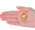 Heart With No Bounds - Edwardian Locket Pendant