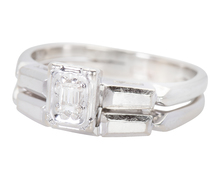 The Perfect Engagement Ring Set