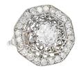 Heart Throb - Diamond Extravaganza Ring