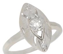 Pure Bliss - Three Diamond Ring