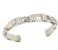 Vintage Spratling Silver Cuff Bracelet