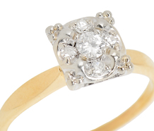 Forever More - Vintage Engagement Ring