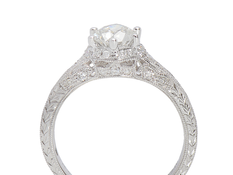 Proposal Perfect - Diamond Engagement Ring