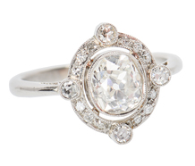 Wedding Bells - Diamond Engagement Ring