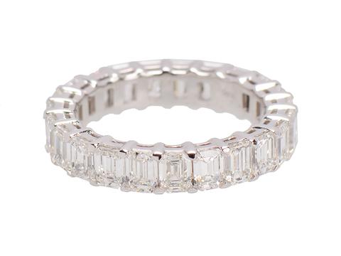 It Is Yours - Custom Diamond Eternity Band
