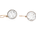 Sway the Night Away - 5 ct. Paste Earrings