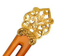 Golden Age - Edwardian Hair Comb
