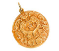 Sloan & Co. Zodiac Pisces Locket