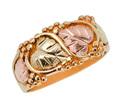 Black Hills Gold Work Ring