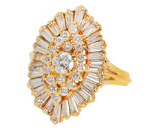 Payment on 18151 - Ballet Extraordinaire Diamond Statement Ring