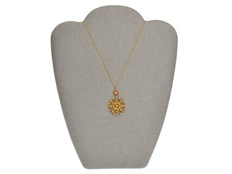 Edwardian Pearl Diamond Pendant