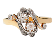 English Edwardian Diamond Ring