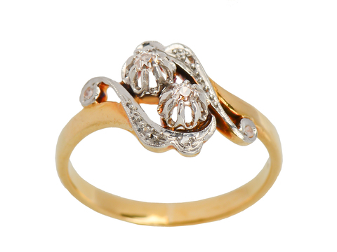 English Edwardian Diamond Ring
