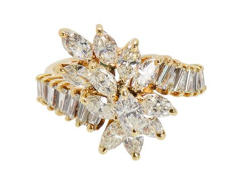 Rebalance – Diamond Dinner Ring