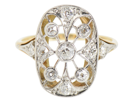 THIS WEEKS' SPECIAL! Romance – Edwardian Diamond Ring