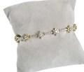 Estate Diamond Stars Bracelet