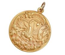 Sloan & Co. Scorpio Zodiac Pendant