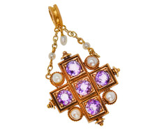 Victorian Perfection – Archeological Revival Pendant