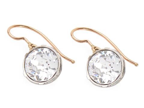 Sizzle & Dazzle - 2.5 ct. Paste Dangle Earrings
