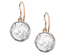 Sizzle & Dazzle - 2.5 ct. Paste Dangle Earrings