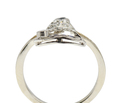 Ring My Bell - Diamond Sapphire Moveable Jewel