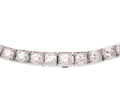 Evermore - Mid Century Diamond Rivière Necklace