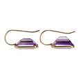Grapevine - Amethyst Chic Earrings