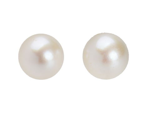 Pearls of Wisdom - Stud Earrings
