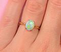 Mesmerize - Opal Gold Vintage Ring
