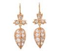 Antique Edwardian Diamond Earrings