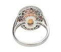 Color Cascade - Opal Gem Set Ring