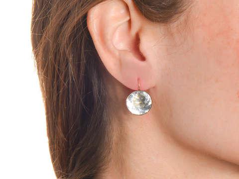 Red Carpet Wonders - Georgian Paste Earrings
