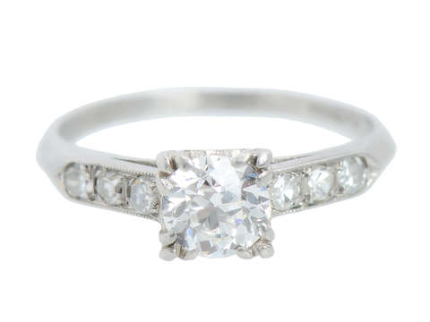 American Dream - Eco Friendly Engagement Ring