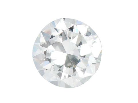 Loose 1.15 c. Old European Cut Diamond GIA H VS1