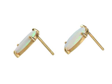 Australian Opal Stud Earrings