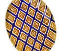 Pattern Play - English Victorian Gold Locket